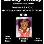 Let It Go Comedy-Commerce